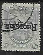 Rhodesia / B.S.A.Co., 1909, 2/6 Arms Opt RHODESIA Used - Rhodesia Del Sud (...-1964)