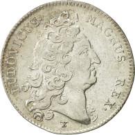 Louis XIV, Bâtiments Du Roi, 1713, Jeton, Feuardent 3077 - France