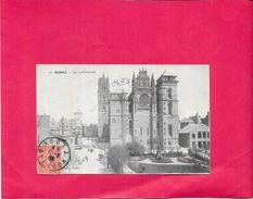 RODEZ - 12 - Une Vue De La Cathédrale - ***/BORD - - Rodez