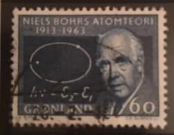 Greenland -  (0)  - 1963  - # 67 - Greenland