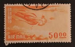 Ryukyu Islands  -  (0)  -  1951  - #  24 - Ryukyu Islands