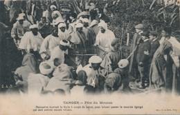 H5 - Maroc - TANGER - Fête Du Mouton - Tanger