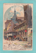 Small Old Postcard Of Village Suisse 1900s, Paris,France,K53. - France