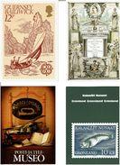 PHILATELIE - POSTES /  Lot De 90 Cartes Postales Modernes Neuves - Cartes Postales