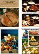 RECETTES CUISINE - GASTRONOMIE /  Lot De 90 Cartes Postales Modernes Neuves - Cartes Postales