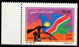 AS4473 Algeria 1990 National Flag Of Solidarity With Namibian Struggle 1V MNH - Algeria (1962-...)