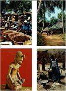 DIVERS AFRIQUE /  Lot De 63 Cartes Postales Modernes Neuves - Cartes Postales
