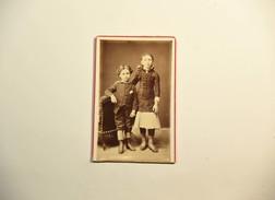 Fotografia Cartonata Pio Gilardoni - Como - Ohne Zuordnung