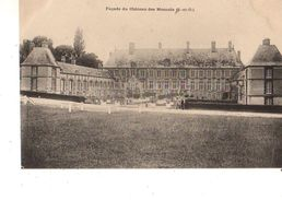 78----façade Du Château DES MESNULS---voir 2 Scans - Other Municipalities
