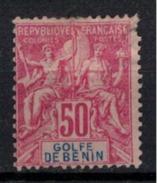 BENIN         N°  YVERT    30  2° Choix     OBLITERE       ( O   2/32 ) - Bénin (1892-1894)