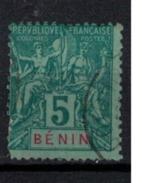 BENIN         N°  YVERT    36    OBLITERE       ( O   2/33 ) - Bénin (1892-1894)