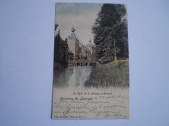 Environs De Louvain // La Dyle Et Le Chateau D'Heverle (Color) Used 1902 Nels 36/17 - België