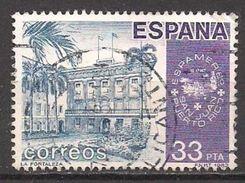Spanien (1982)  Mi.Nr.  2559  Gest. / Used  (13eu01) - 1931-Heute: 2. Rep. - ... Juan Carlos I