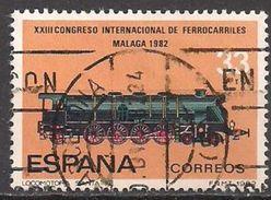 Spanien (1982)  Mi.Nr.  2558  Gest. / Used  (13eu03) - 1931-Heute: 2. Rep. - ... Juan Carlos I