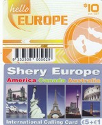 11432 - N°. 7 PREPAGATE-VARIE - USATE - Schede Telefoniche