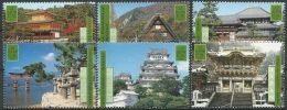 UNO WIEN 2001 Mi-Nr. 335/40 ** MNH - Vienna - Ufficio Delle Nazioni Unite