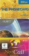 11433 - N°. 7 PREPAGATE-VARIE - USATE - Phonecards