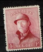 177  *  122 - 1919-1920 Roi Casqué