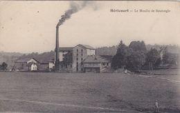 Alte Ansichtskarte Aus Héricourt -Le Moulin De Bourangle- - Francia