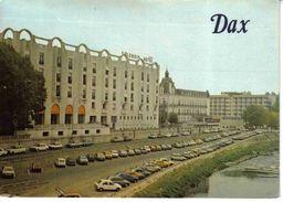 40 DAX Bord De L'Adour Les Hôtels Le Splendid Le Miradour L'Hôtel Thermal En 1985 Citroën CX GS Ami 6 - Dax