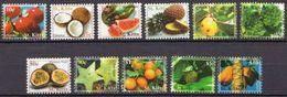 St Kitts MNH Fruits Set - Fruit