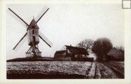 ZEMST (Vlaams-Brabant) - Molen/moulin - Oudere Prentkaart (1974) Van De Gewezen 's Gravenmolen In De Hoogstraat - Zemst