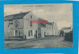 CPA  ISLES Les VILLENOY   (Seine Et Marne) - Hotel MEGROT - Rue De L'olivette - Pub Michelin - Autres Communes