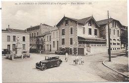 SAINT GEORGES DE DIDONNE: PLACE MICHELET - Saint-Georges-de-Didonne