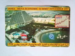 Mena Economic Summit QR 50 Remote - Qatar
