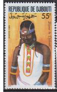 DJIBOUTI       1989               N .  659        COTE     1 . 35      EUROS        ( S 315 ) - Djibouti (1977-...)