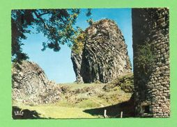 CPSM  FRANCE  12  ~  ROQUELAURE  ~  144  Dykes Volcaniques  ( Théojac Dentellée 50/60)  2 Scans - Other Municipalities