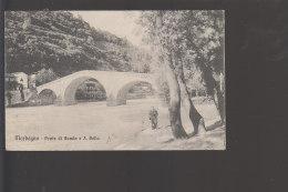 Cpa ,    Morbegno Ponte Di Ganda ....., Voyagé - Sondrio
