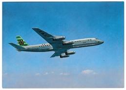 DC8 TAI - La Compagnie De Tahiti - Polynésie Française