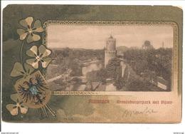 Nijmegen. Wapenkaart K112. Kronenburgerpark - Nijmegen