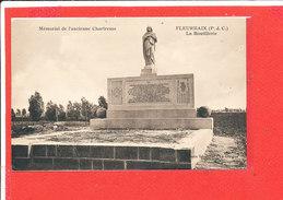 62 FLEURBAIX La Boutillerie Cpa Monument De L ' Ancienne Chartreuse       Edit Sénéchat - France