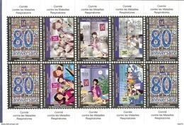 HB-P 231 FRANCE Rare Carnet De 10 Timbres Campagne Du Timbre 2006-07 Départ Sous La Faciale ! - Carnets