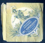 Pochette Vide D' Insignes Cartons Guerre 1914-1917 Journée Nationale Des Tuberculeux Anciens Militaires Sep17-91 - Antitubercolosi