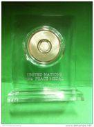 ONU 197 Peace Pace Paz Medal - Unclassified