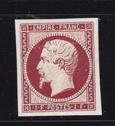 Timbre N° 18** - 1853-1860 Napoléon III