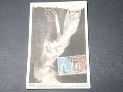 ANGOLA - Carte Postale En 1929 , Cascade De Rio Cunéne - L 11293 - Angola
