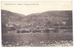 Cpa Faux - Village Gai Au Bord Du Tarn - Autres Communes