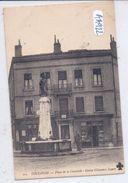 TOULOUSE- PLACE DE LA CONCORDE- STATUE CLEMENCE ISAURE - Toulouse