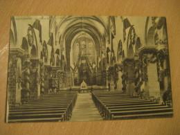 ECHTERNACH Basilika Festgewande Post Card Grevenmacher Luxembourg - Echternach