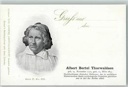 52287427 - Albert Bertel Thorwaldsen Das Grosse Jahrhundert Serie F No.232 - Altre Illustrazioni