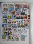 Cambodja, Cambodge, Cambodia, Kambodscha, Collection Of 180 Selected Stamps - Cambodja