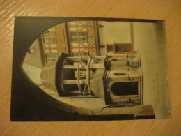 FRANKFURT A. Main Wendeltreppe Im Romerhof Post Card Hesse Darmstadt Germany - Frankfurt A. Main