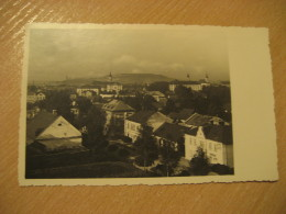 FREUDENTHAL Gesamtansicht Post Card Czechoslovakia - República Checa