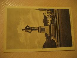 FULDA Kaiser Friedrich Denkmal Post Card Hesse Kassel Germany - Fulda