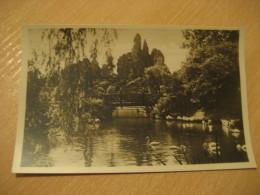 HAMBURG Japan Hagenbecks Tierpark Stellingen Zoo Post Card Germany - Stellingen