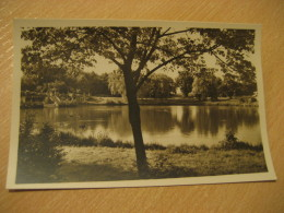 HAMBURG Birmanische Burma Hagenbecks Tierpark Stellingen Zoo Post Card Germany - Stellingen